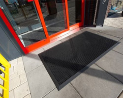 Outdoor matting